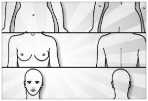 lettura corpo